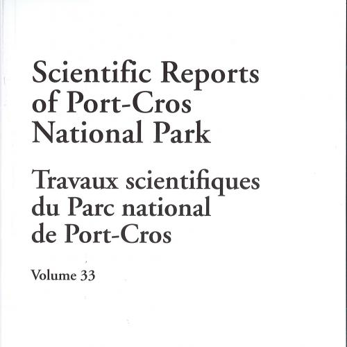 Scientific reports of Port-Cros National Park